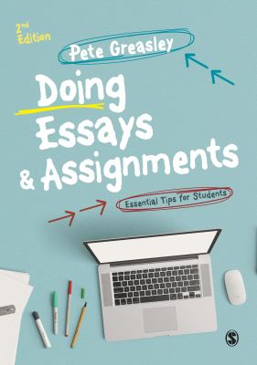Book cover image for doing essays