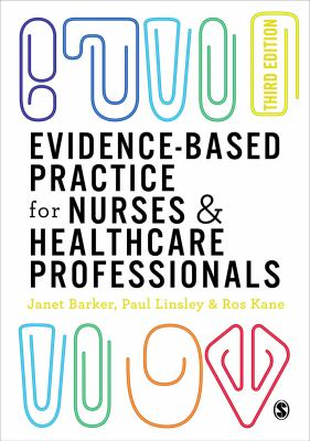 book cover of Evidence-Based Practice for Nurses and Healthcare Professionals
