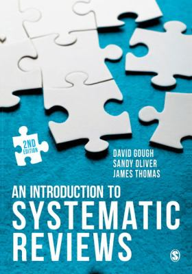book cover of An Introduction to Systematic Reviews