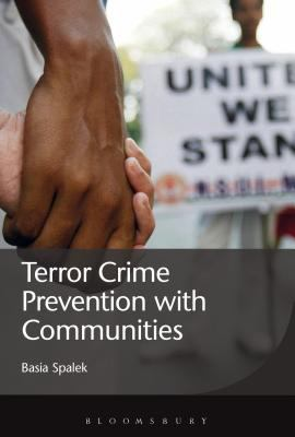 Terror Crime Prevention with Communities Cover