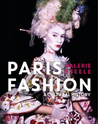 Paris Fashion book cover