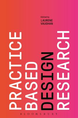book cover of Practice-Based Design Research