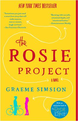 Rosie project:  [a novel], The