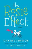 Book cover for The Rosie Effect by Graeme Simsion
