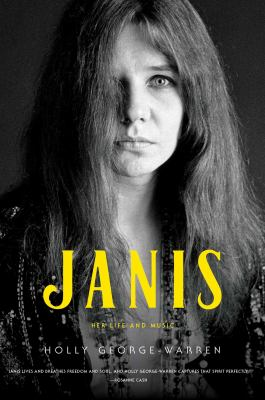 Janis: Her Life and Music book cover