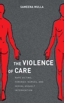 The Violence of Care Cover Art