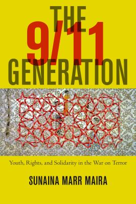 Book cover for The 9/11 Generation.
