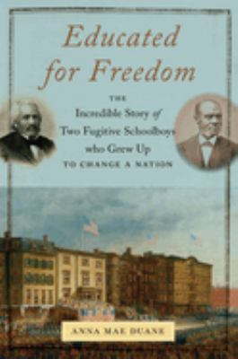 Educated for Freedom book jacket