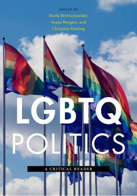 book cover for lgbtq politics