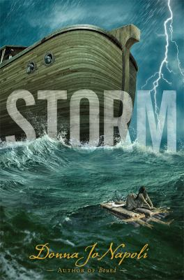 Cover Art for Storm