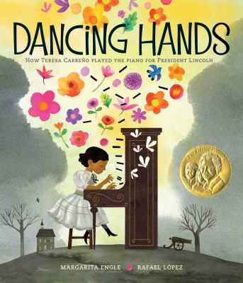Dancing hands : by Engle, Margarita,