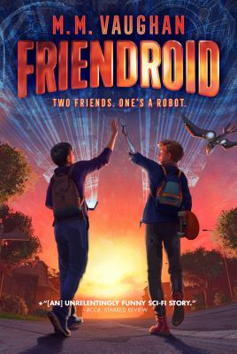 Friendroid book cover