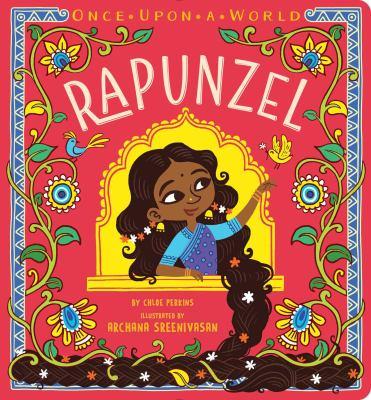 Once Upon a World Rapunzel