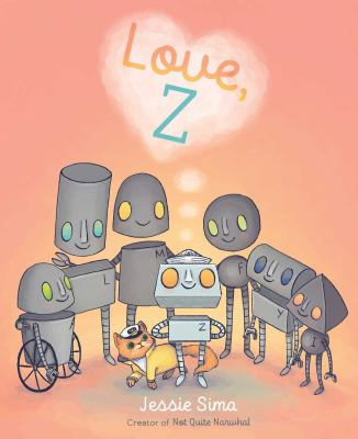 Love, Z by Jessie Sima