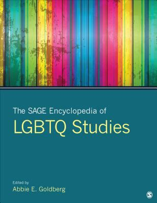 SAGE Encyclopedia of LGBTQ Studies cover