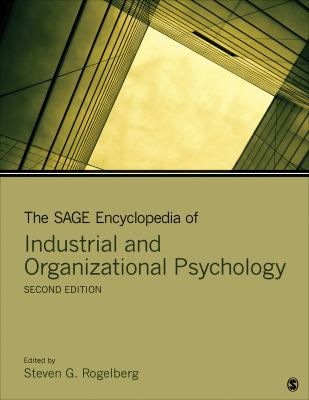 Book jacket for The SAGE Encyclopedia of Industrial and Organizational Psychology