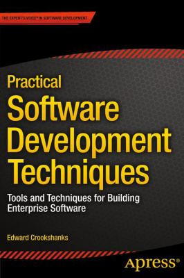 book cover: Practical Software Development Techniques