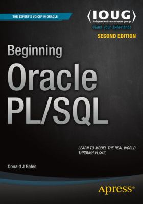 book cover: Beginning Oracle PL/SQL