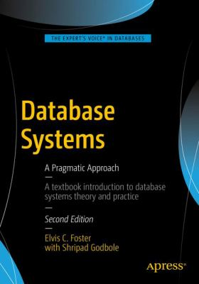 book cover: Database Systems
