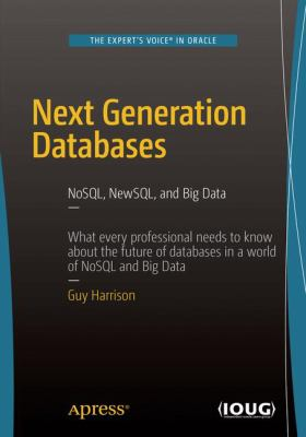 book cover: Next Generation Databases