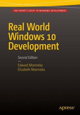 book cover: Real World Windows 10 Development