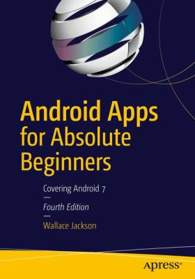 book cover: Android Apps for Absolute Beginners