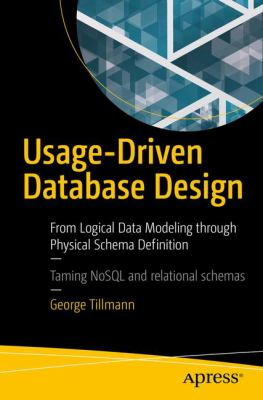 book cover:  Usage-Driven Database Design