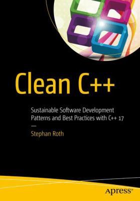 book cover: Clean C++