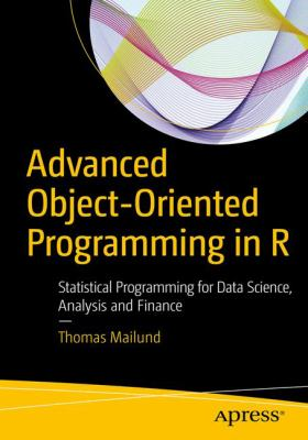 book cove: Advanced object-oriented programming in R