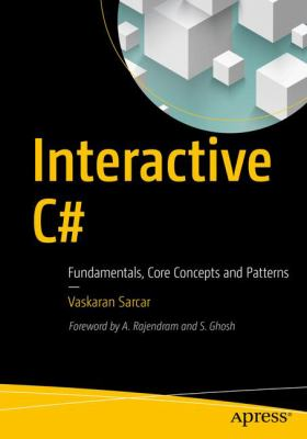 book cover: Interactive C#