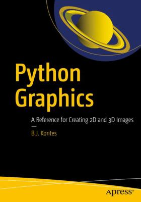 book cover: Python Graphics