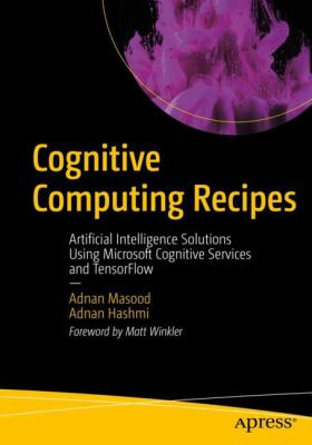 book cover: Cognitive Computing Recipes