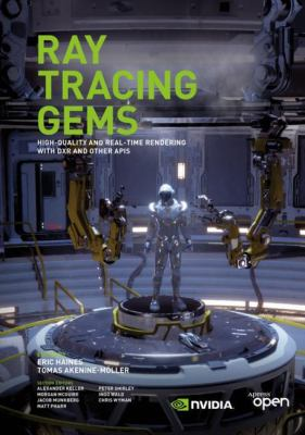 Ray Tracing Gems cover art
