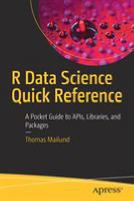 Book cover: R Data Science Quick Reference