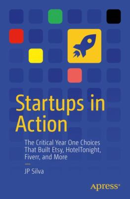 Startups in Action book cover