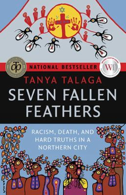 Cover Art for Seven Fallen Feathers by Tany Talaga