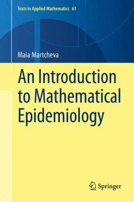 book cover: An Introduction to Mathematical Epidemiology
