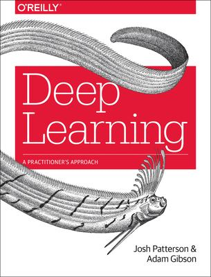 book cover: Deep Learning