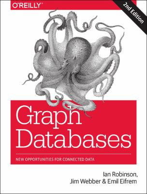 book cover: Graph Databases