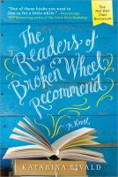 Book cover for The Readers of Broken Wheel Recommend