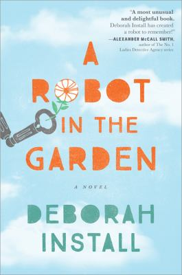 book cover: A Robot in the Garden