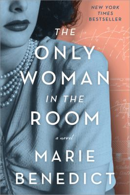 Cover Art for The Only Woman in the Room by Marie Benedict