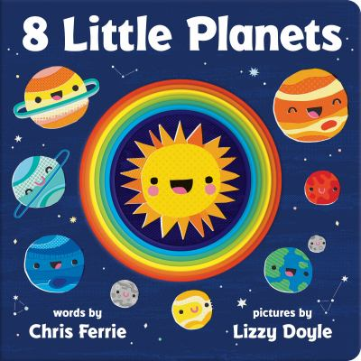 8 little planets / by Ferrie, Chris,
