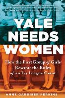 Yale Needs Women book cover