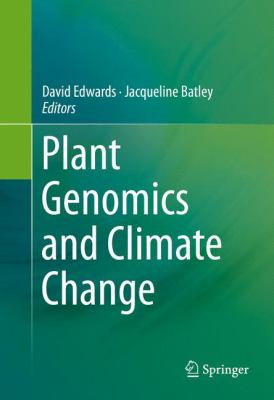 book cover for Plant Genomics and Climate Change