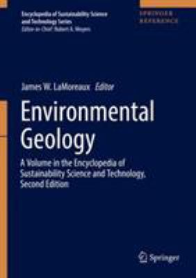book cover: Environmental Geology
