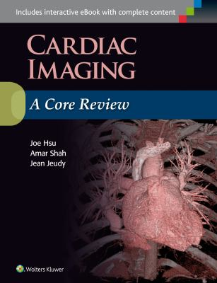 Book cover of Cardiac Imaging : A Core Review - click to open in a new window