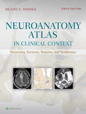 Cover Art Neuroanatomy Atlas