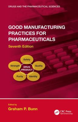 Good Manufacturing Practices for Pharmaceuticals (Cover Art)