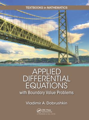book cover: Applied Differential Equations with Boundary Value Problems